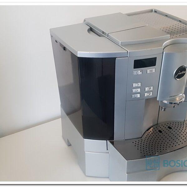 Jura X95 silver 2