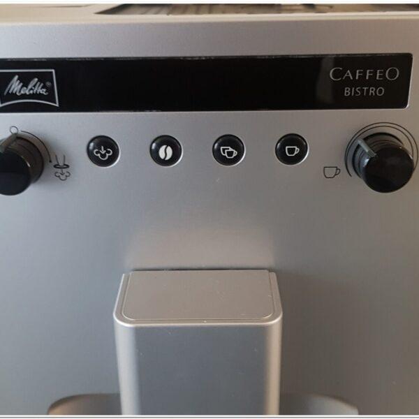 Melitta CaffeoBistro black 7