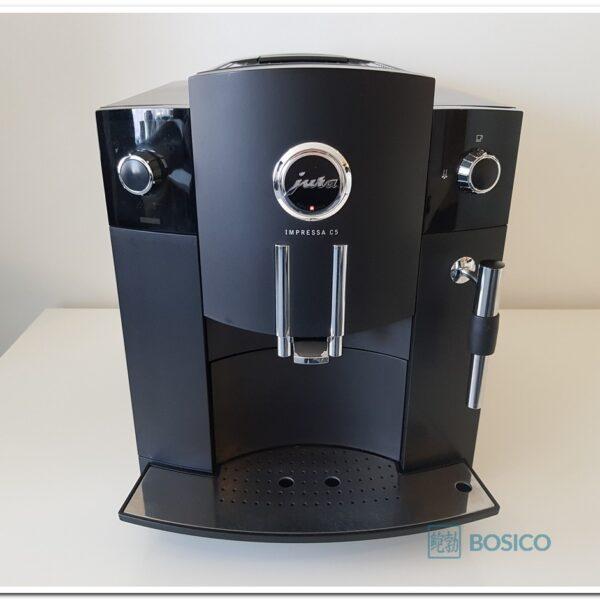 Jura C5 black 1