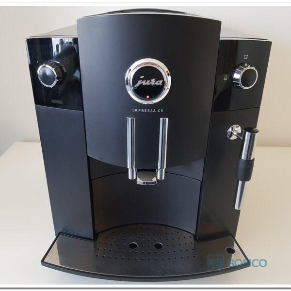 Jura C5 black 10