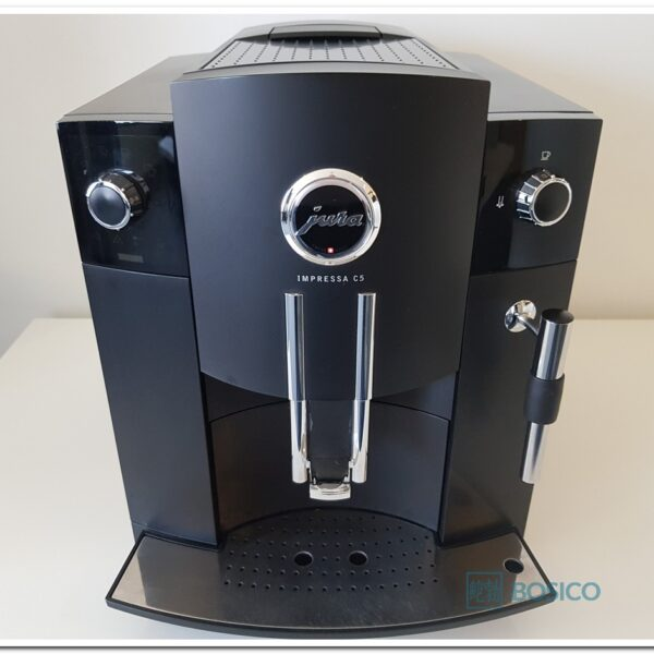 Jura C5 black 11