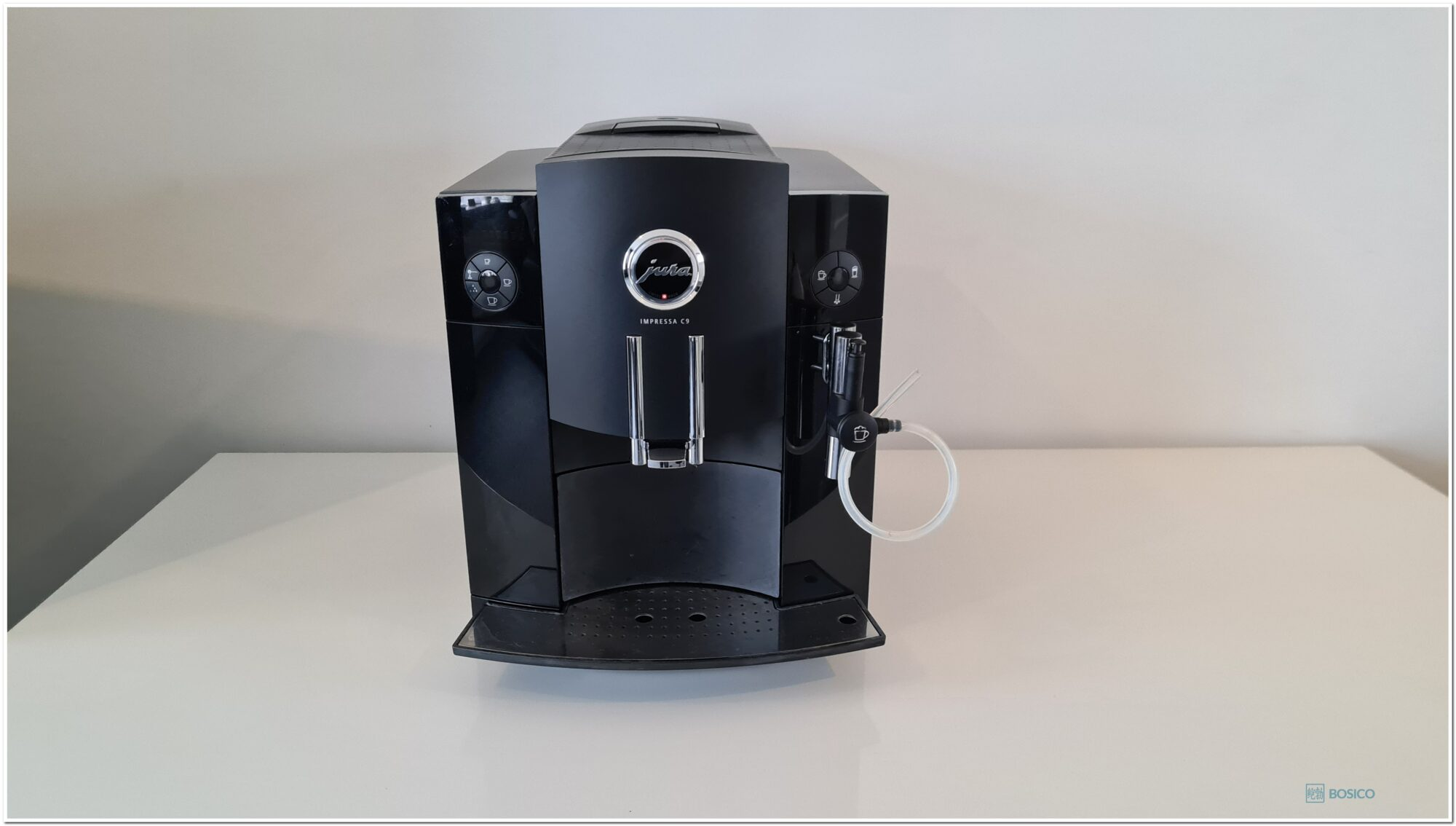 Jura C9 black 1