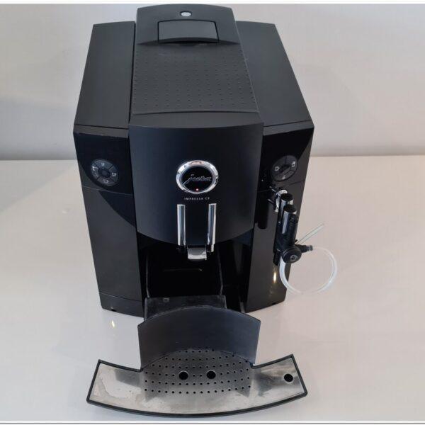 Jura C9 black 14