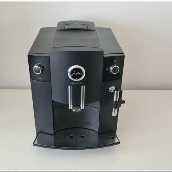 Jura C5 ZES black 1