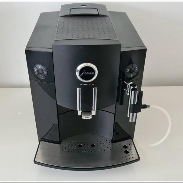 Jura C70 black 13
