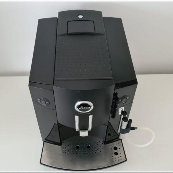 Jura C70 black 3