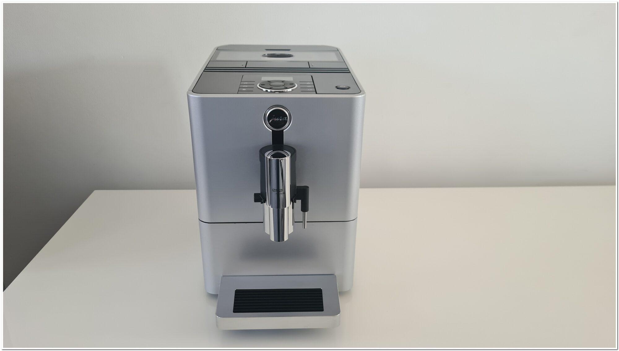 Jura Ena Micro 90 zilver 1