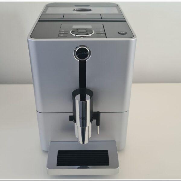 Jura Ena Micro 90 zilver 11