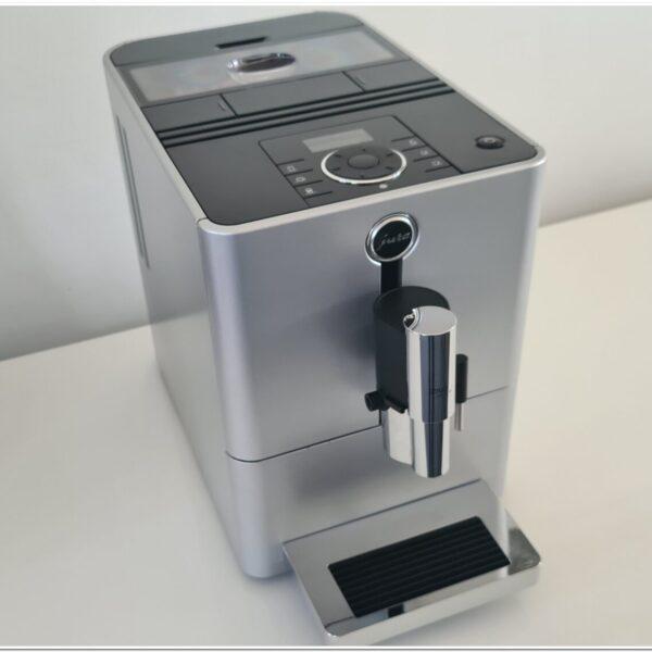 Jura Ena Micro 90 zilver 2